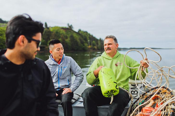 Kellys Brighton Marina Oregon + How to Go Crabbing in Oregon // localadventurer.com