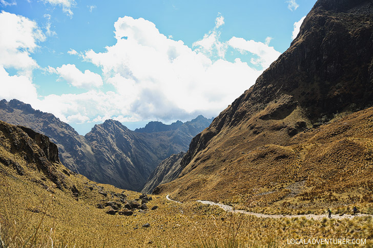 Ultimate Guide to the Machu Picchu Trail Day 2 // localadventurer.com
