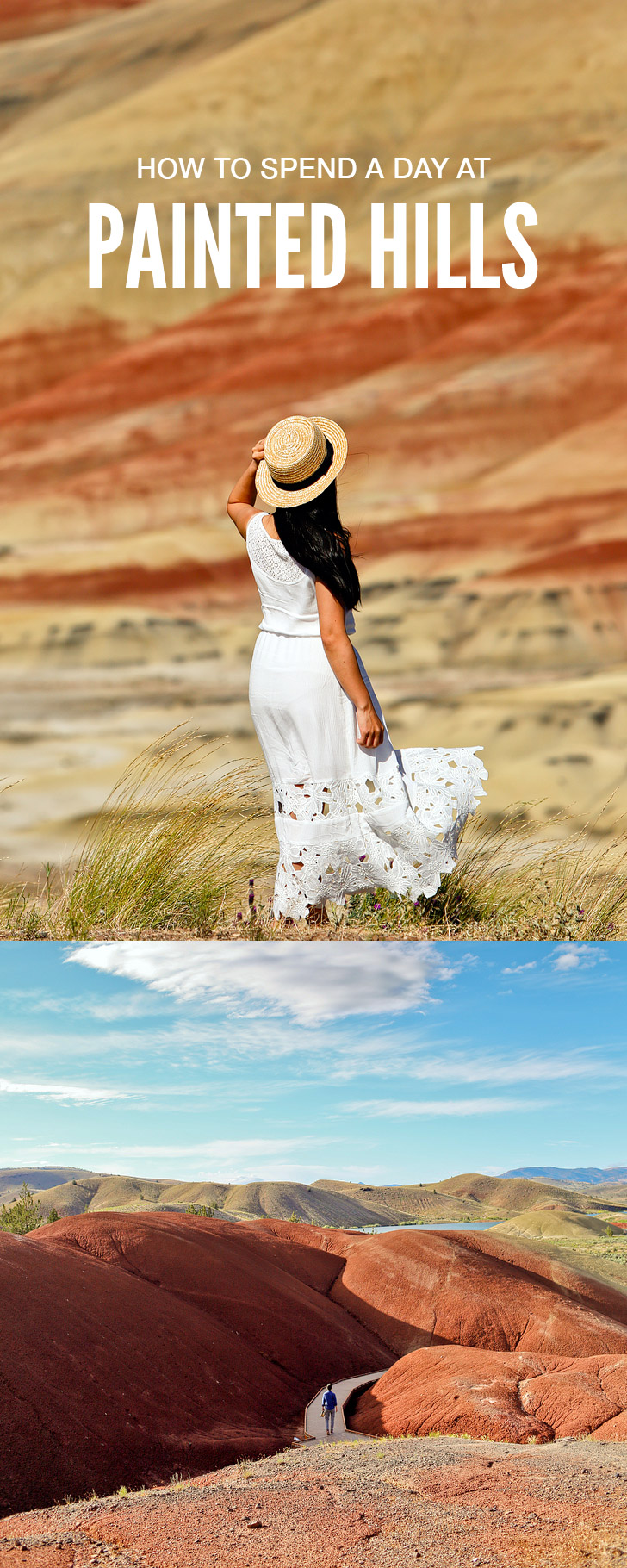 How to Spend a Perfect Day at the Painted Hills in Eastern Oregon + where to eat, stay, and more tips // localadventurer.com