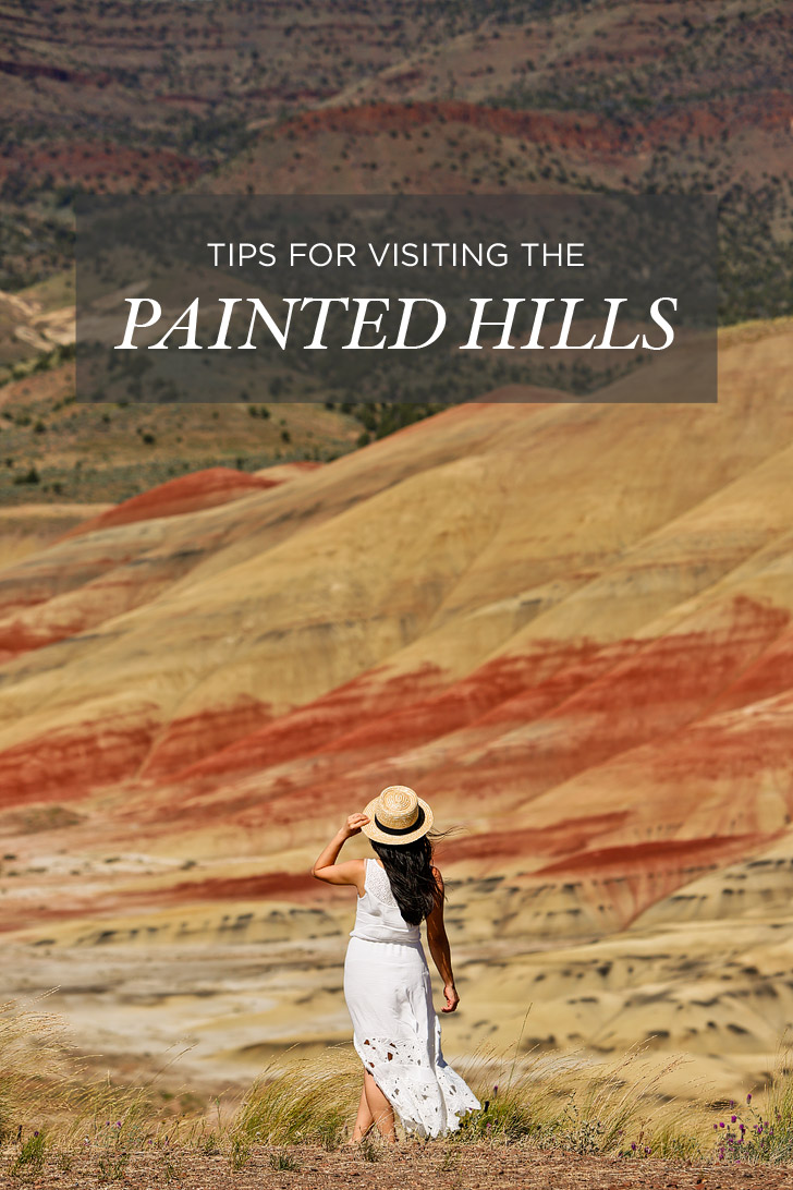 Tips for Visiting the Painted Hills, John Day Fossil Beds National Monument, Oregon // localadventurer.com