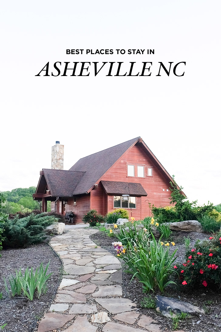 The Best Places to Stay in Asheville NC » Local Adventurer ...