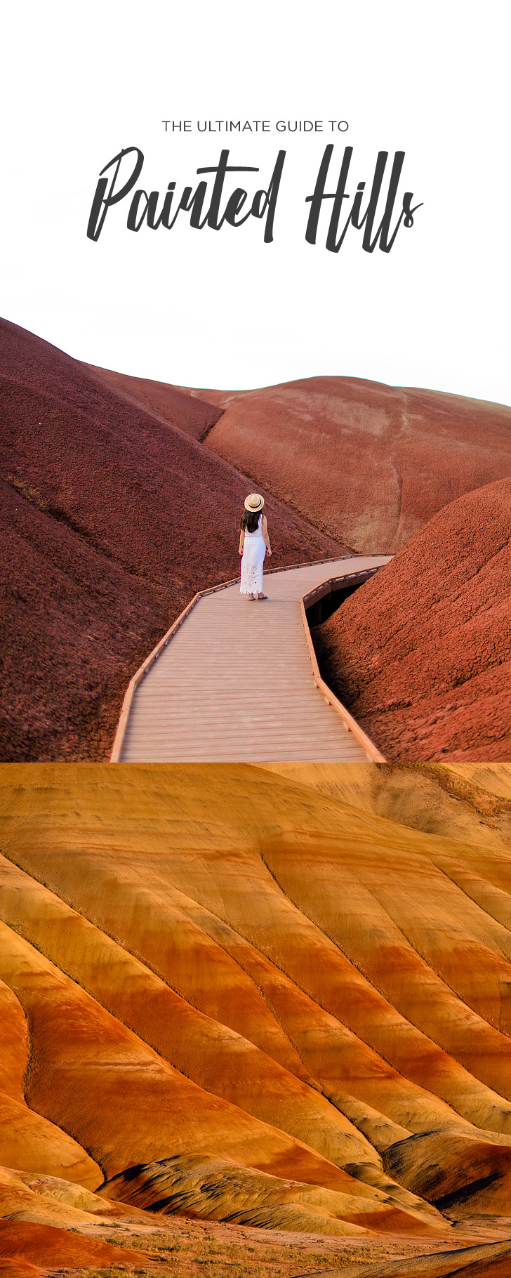 The Ultimate Guide To The Painted Hills Oregon 187 Local