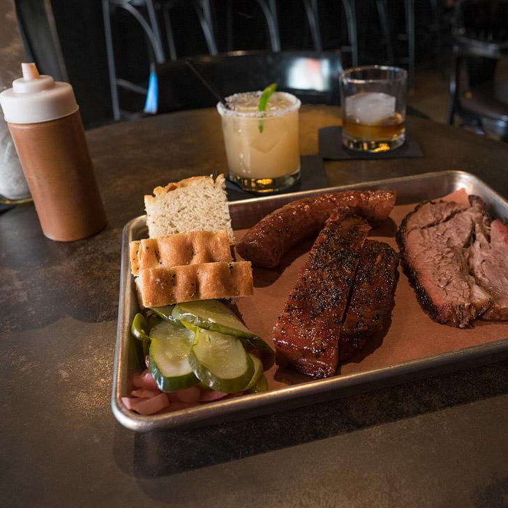 Second Bar Kitchen Austin Texas