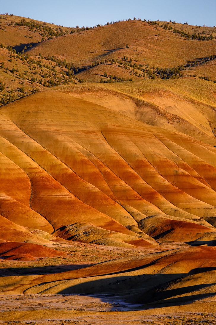 John Day Fossil Beds Painted Hills Unit + 15 Amazing Weekend Trips from Portland Oregon // localadventurer.com