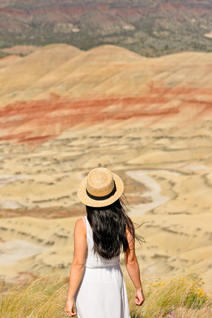 Painted Hills Overlook Trail, Painted Hills Unit, John Day Fossil Beds National Monument, Eastern Oregon // localadventurer.com