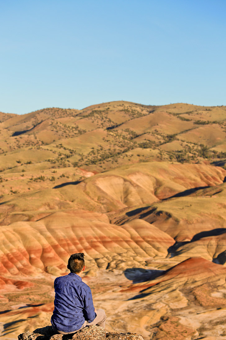Carroll Rim Trail, Painted Hills Unit, John Day Fossil Beds National Monument Oregon // localadventurer.com
