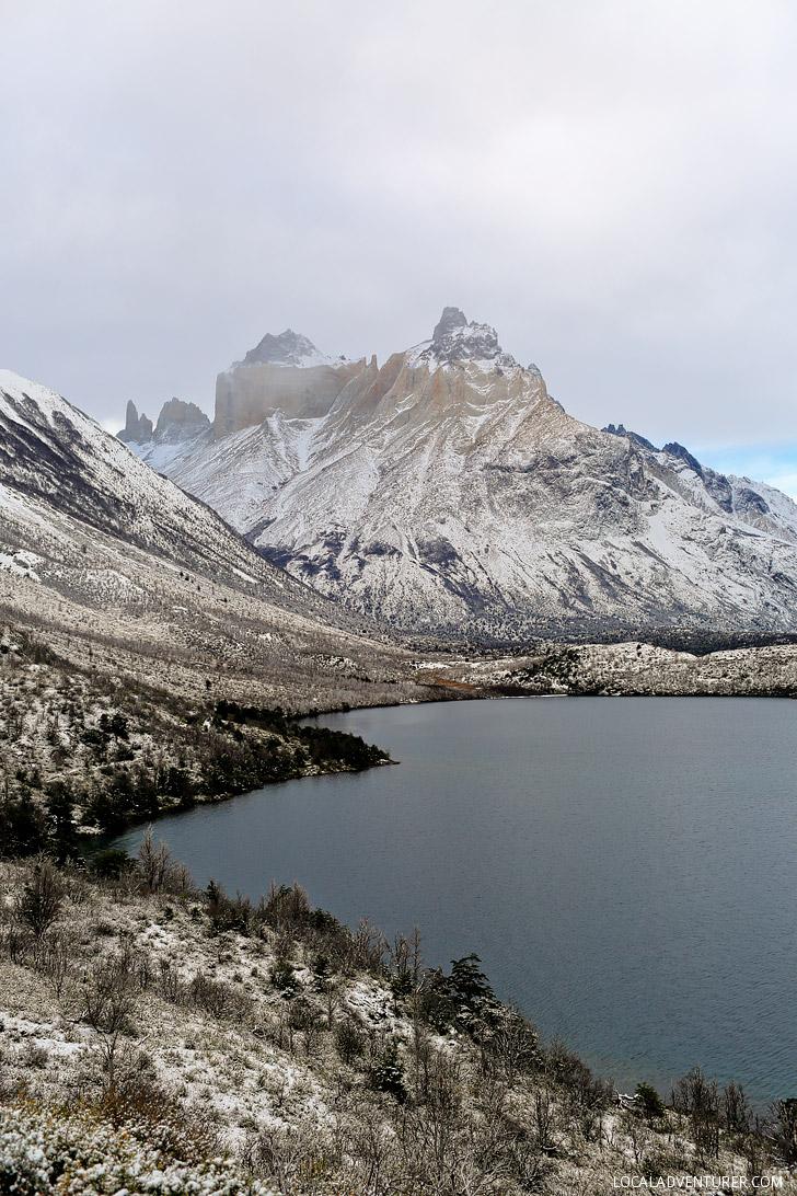 "Cuernos del Paine or ""the Horns"" in Torres del Paine National Park + Essential Tips for Your Visit // localadventurer.com"