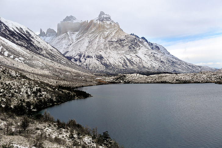 "Cuernos del Paine or ""the Horns"" in Torres del Paine National Park + Essential Tips for Your Visit // localadventurer.com"