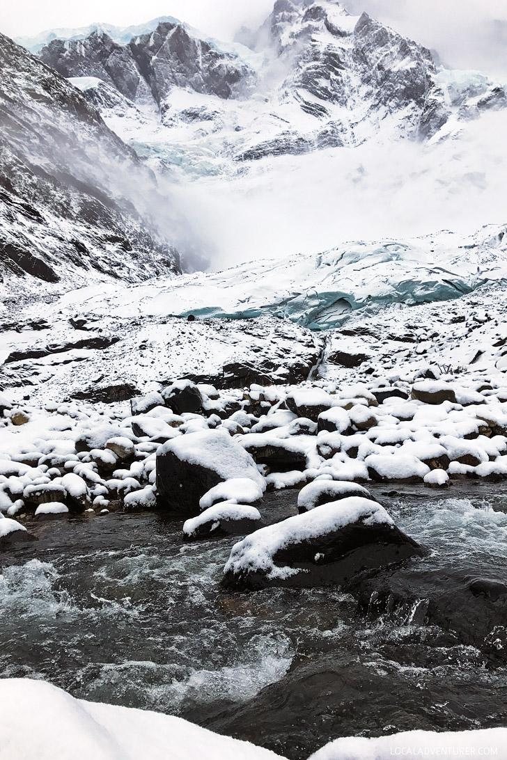 French Glacier Hike, Torres Del Paine National Park, Chile + Essential Tips for Your Visit ⟁ localadventurer.com