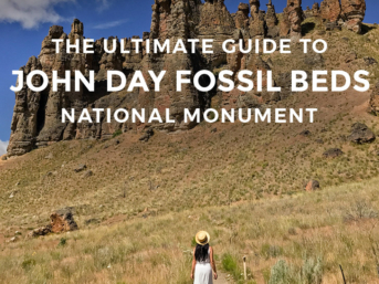 Things You Can't Miss at John Day Fossil Beds National Monument Oregon - The Painted Hills Unit is One of Oregon's 7 Wonders // localadventurer.com