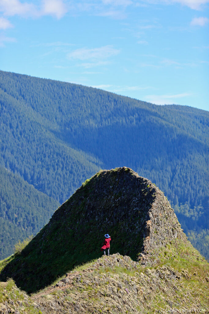 Tips for the Munra Point Hike, Columbia River Gorge, Oregon