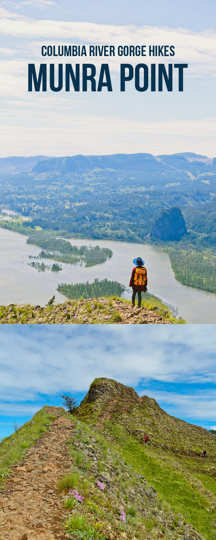 Everything You Need to Know About Hiking Munra Point, Columbia River Gorge, Oregon // localadventurer.com