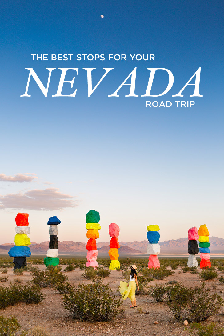 Best Stops on the Ultimate Nevada Road Trip // localadventurer.com