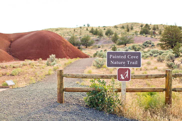 Painted Cove Nature Trail, Painted Hills Unit, John Day Fossil Beds National Monument, Eastern Oregon // localadventurer.com