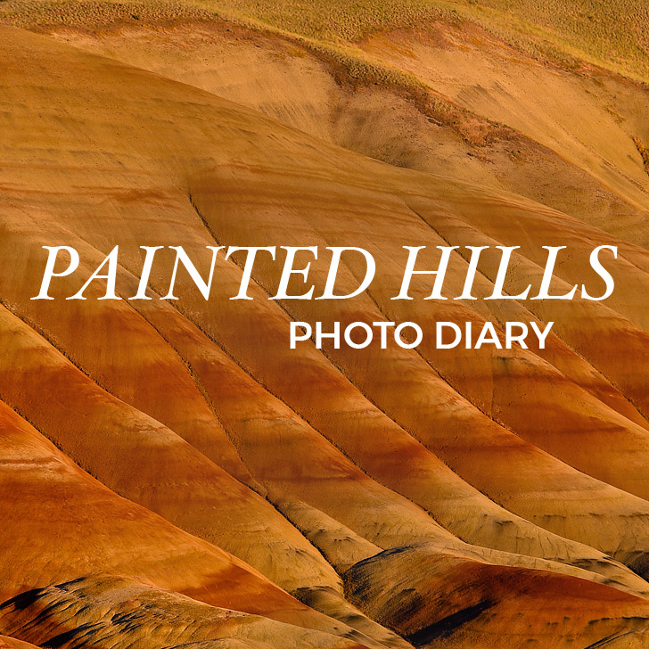 Painted Hills, John Day Fossil Beds National Monument - One of the Seven Wonders of Oregon // localadventurer.com