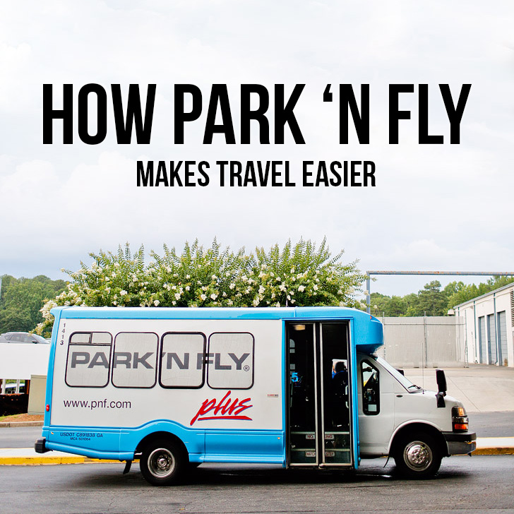 How Park 'N Fly Makes Travel Easier