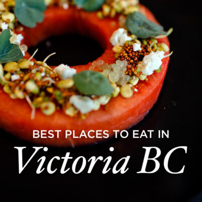 Best Places to Eat in Victoria BC // localadventurer.com