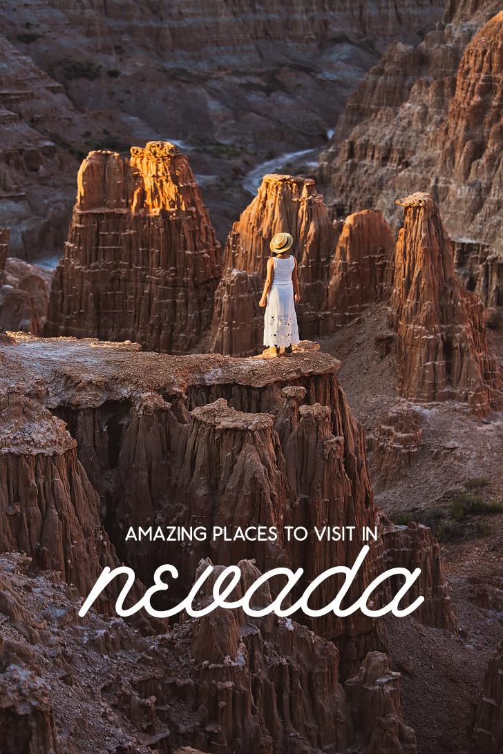 Best Places to Visit in Nevada // localadventurer.com