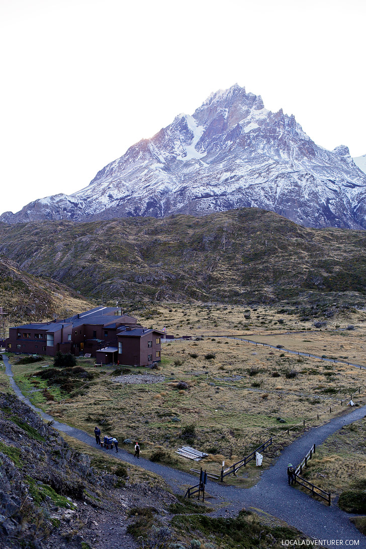 Refugios, Torres Del Paine National Park + Essential Tips for Your Visit // localadventurer.com
