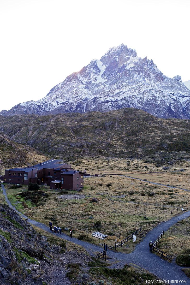 Refugios, Torres Del Paine National Park + Essential Tips for Your Visit // localadventurer.com