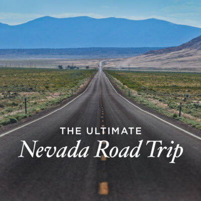 The Ultimate Nevada Road Trip - Best Things do See in Nevada // localadventurer.com