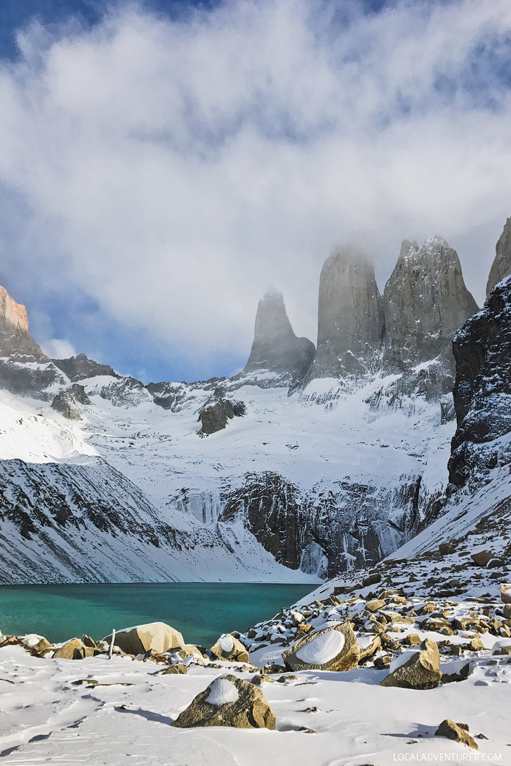Towers of Paine + The Ultimate Guide to Torres Del Paine National Park ⟁ localadventurer.com