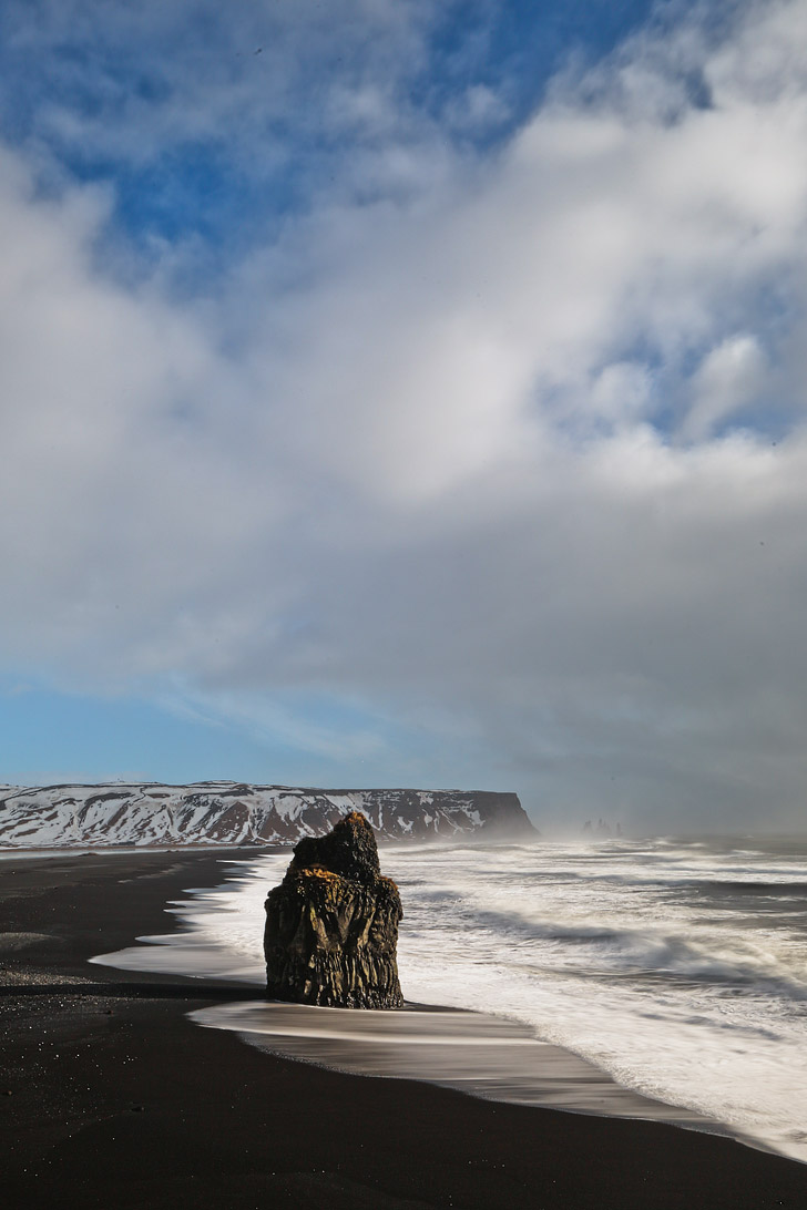 Arnardrangur at Dyrholaey Beach in Iceland + 9 Reasons Why Oregon is the Iceland of America // localadventurer.com