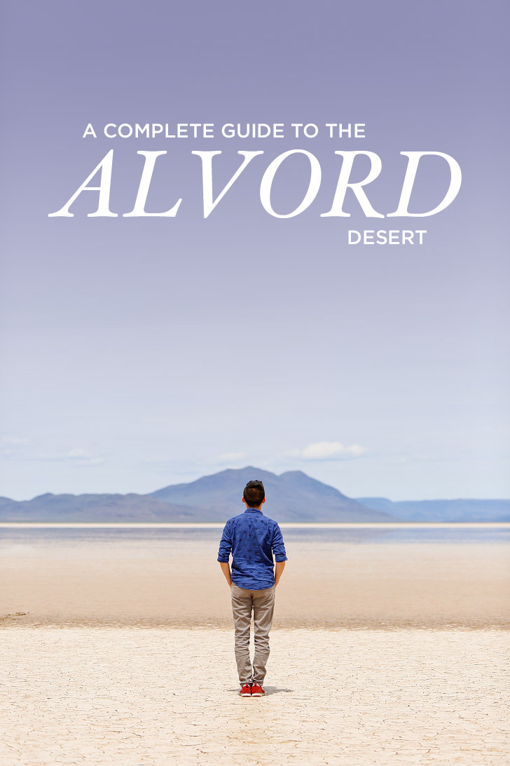 A Complete Guide to Visiting the Alvord Desert, Eastern Oregon // localadventurer.com