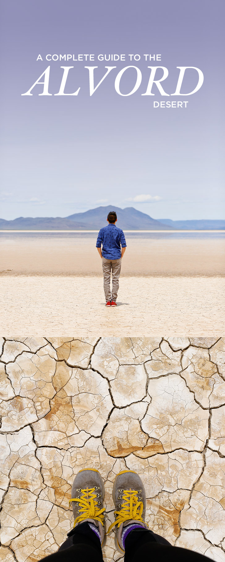 A Complete Guide to the Alvord Desert Oregon // localadventurer.com