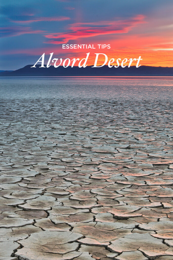 Essential Tips for Visiting the Alvord Desert Oregon // localadventurer.com