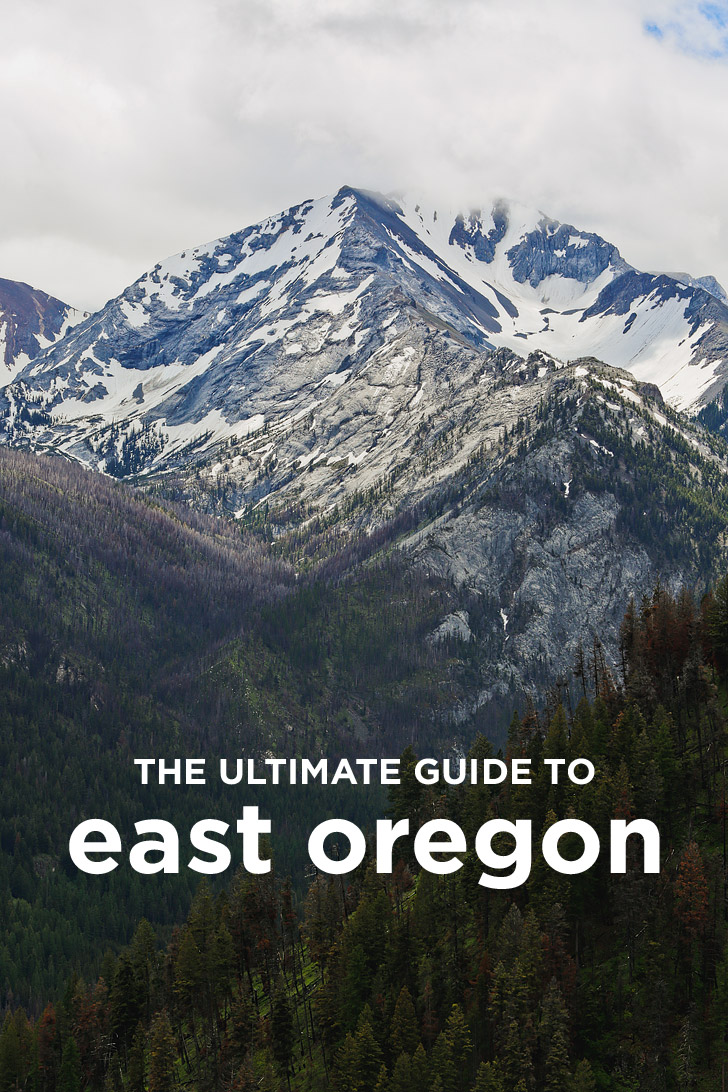 The Ultimate Guide to Eastern Oregon + All the Best Stops // localadventurer.com