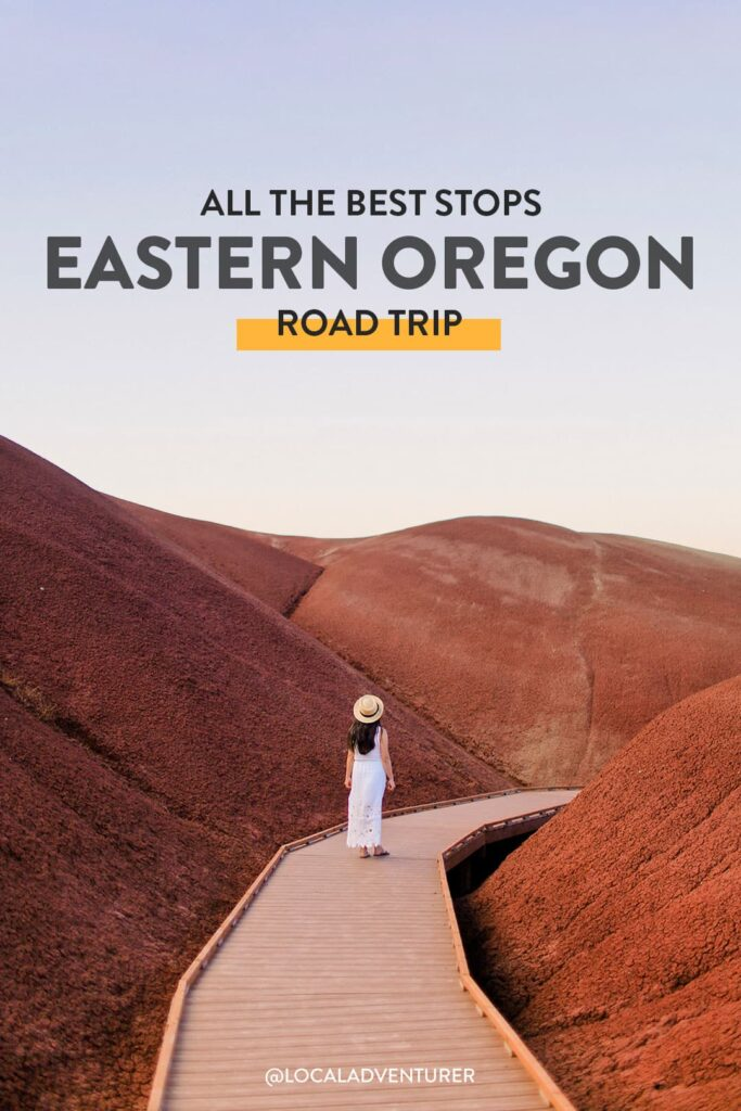 All the Best Stops on the Perfect Eastern Oregon Road Trip