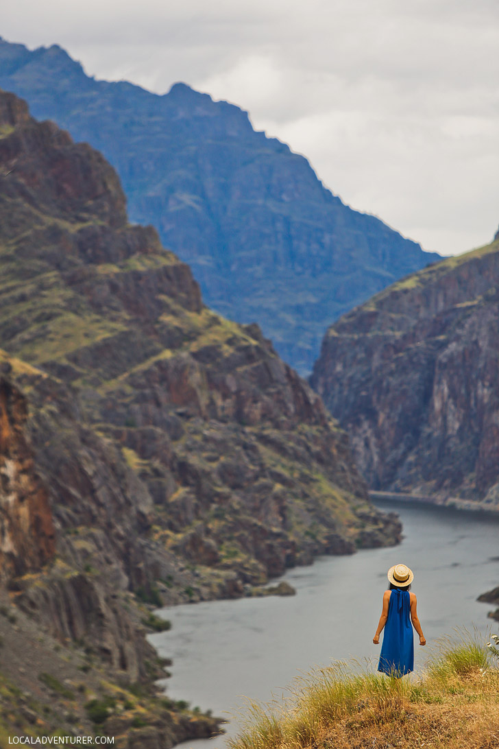 Hells Canyon + All the Best Places to Visit in Oregon // localadventurer.com