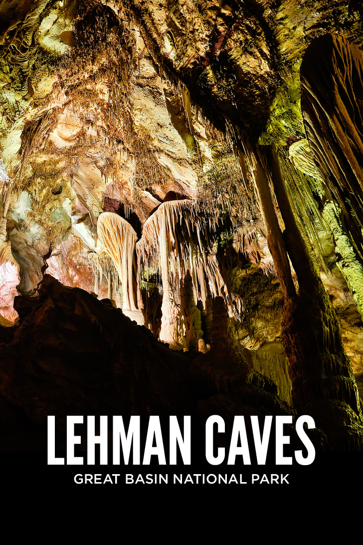 Everything You Need to Know About the Lehman Caves Tour at Great Basin National Park, Nevada // localadventurer.com