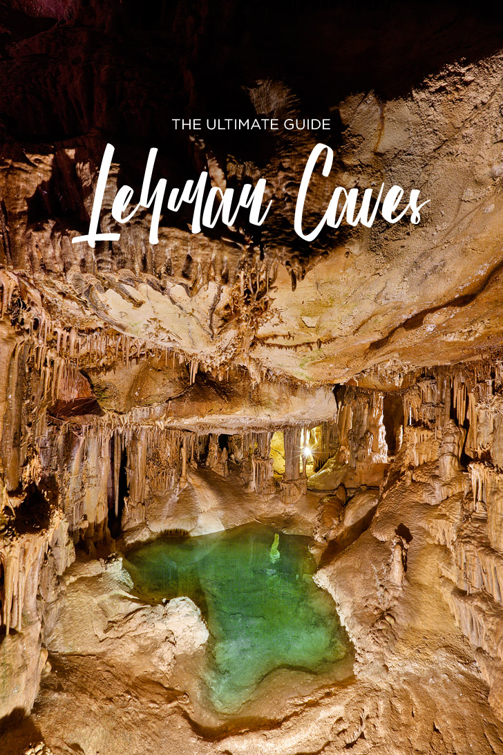 The Ultimate Guide to the Lehman Caves Nevada - Everything You Need to Know // localadventurer.com