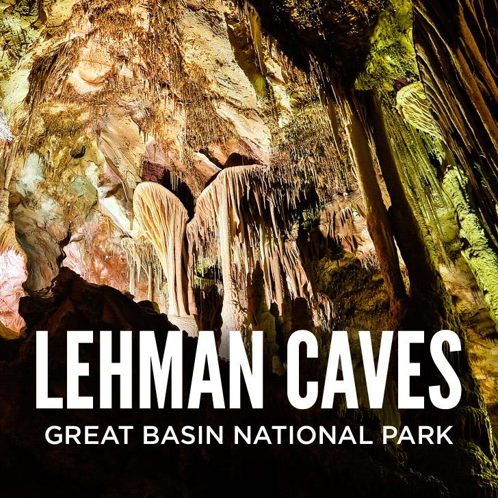 Fascinating Lehman Caves Tours At Great Basin National