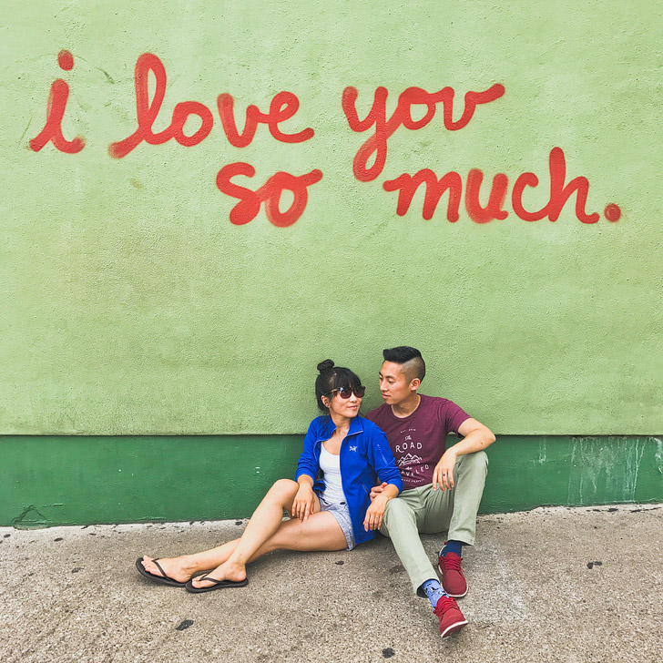 Murals in Austin + 101 Things to Do in Austin Texas - the Ultimate Bucket List // localadventurer.com