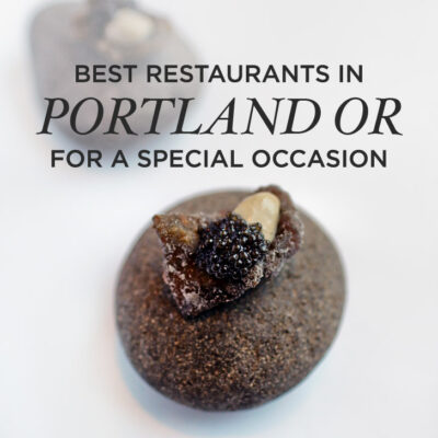 Best Fine Dining Restaurants in Portland for Special Occasions // localadventurer.com