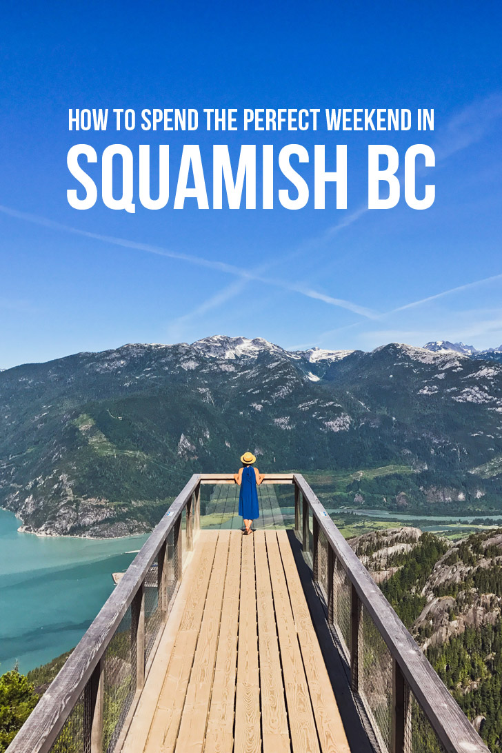 Your Essential Guide to Squamish BC { What to Eat, See, & Do + Where to Stay } // localadventurer.com