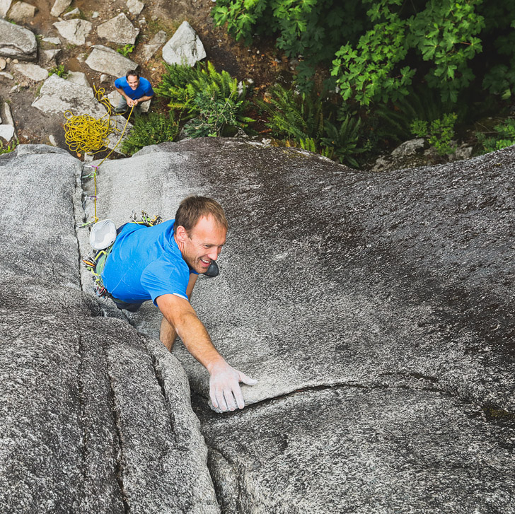Squamish Climbing + Best Things to Do in Squamish BC // localadventurer.com