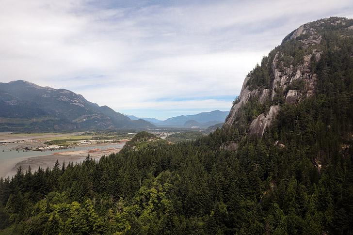 Stawamus Chief Provincial Park, Squamish BC Canada // localadventurer.com
