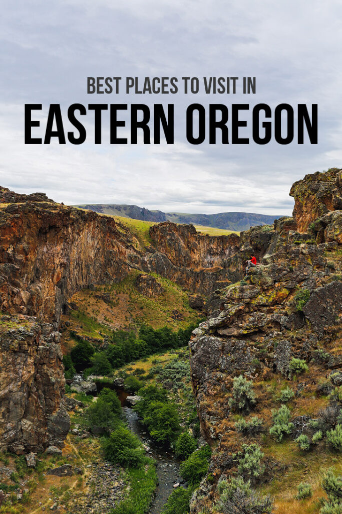 All the Best Things to Do in Eastern Oregon