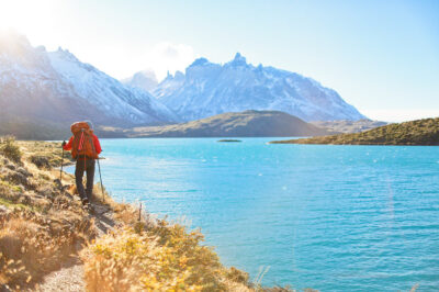 Torres del Paine Hiking the W Circuit, Patagonia, Chile // localadventurer.com