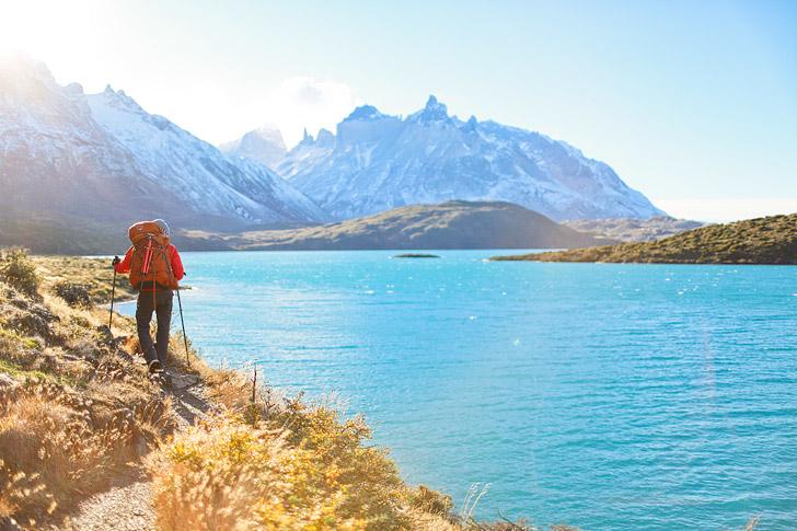 Torres del Paine Hiking the W Circuit, Patagonia, Chile // localadventurer.com