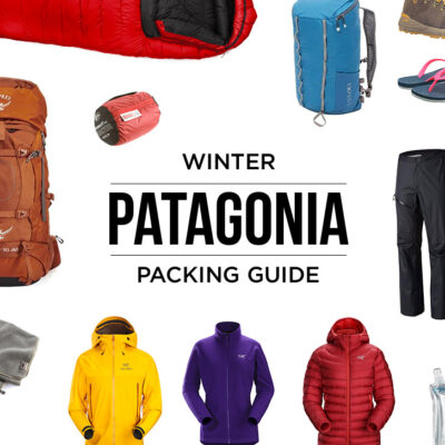 Torres del Paine Packing List { Winter Edition } + More Tips for Your Visit // localadventurer.com