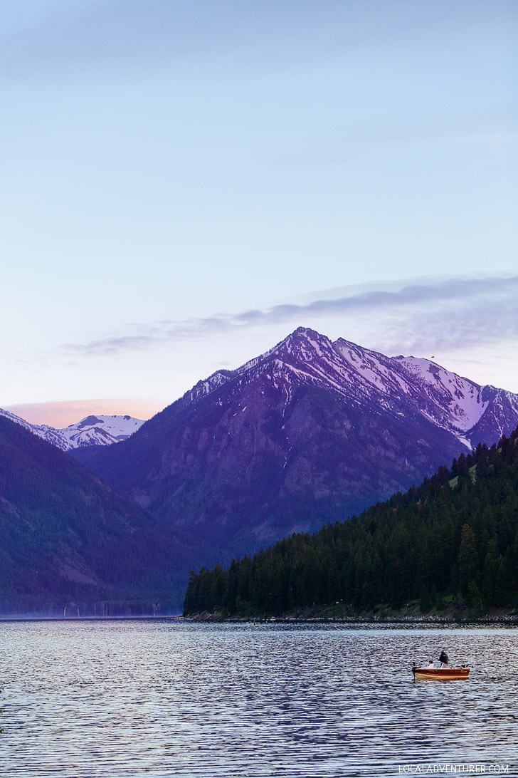 Wallowa Lake + All the Best Places to Visit in Eastern Oregon // localadventurer.com