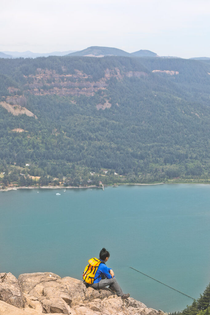 Photo Guide to the Angels Rest Hike, Columbia River Gorge - Hikes Near Portland Oregon