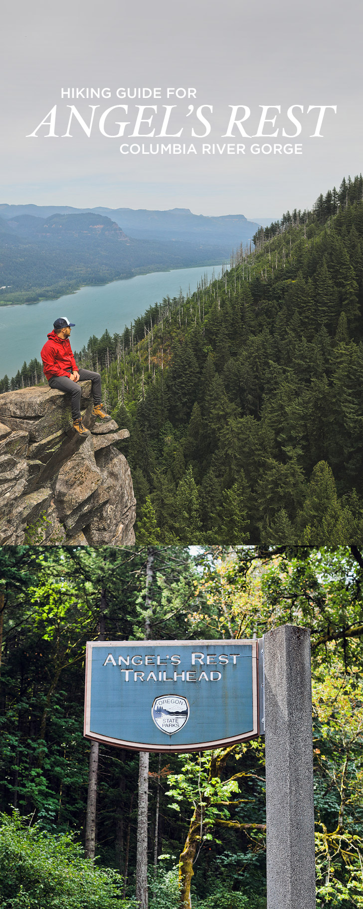 Hiking Guide to Angels Rest Columbia River Gorge Oregon // localadventurer.com