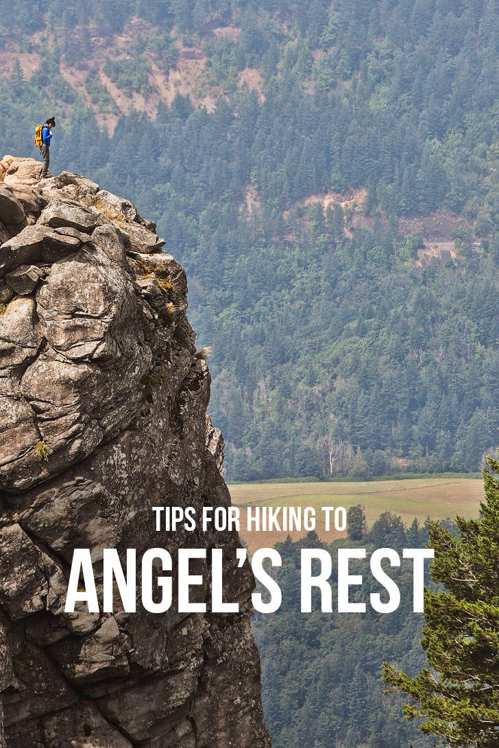Essential Tips for the Angels Rest Hike Oregon // localadventurer.com