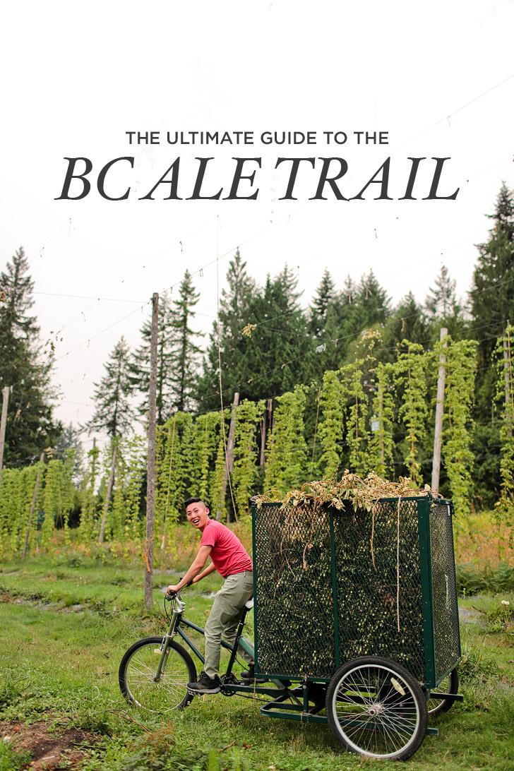 Your Essential Guide to the Sunshine Coast BC Ale Trail // localadventurer.com